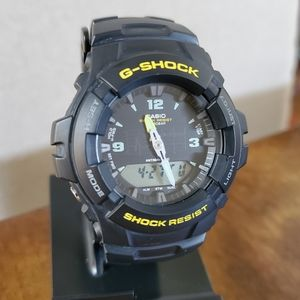 G-Shock Anti-Mag Ana/Digi Watch - G-100-9CM